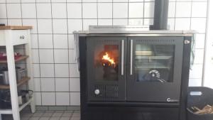 Kochgelegenheit und Wärmequelle